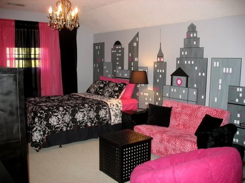 Im genes de cuadros murales pinturas y decoracion - Mature teenage girl bedroom ideas ...