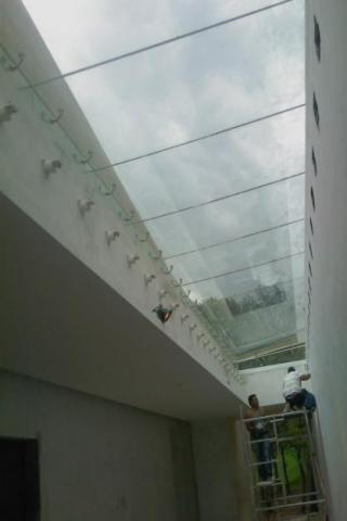 Im genes de canceleria en aluminio y vidrio en mexico for Domo muebles