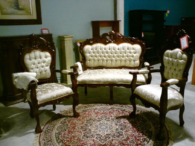 Fabricamos muebles luis xv en monterrey for Muebles de oficina luis xv