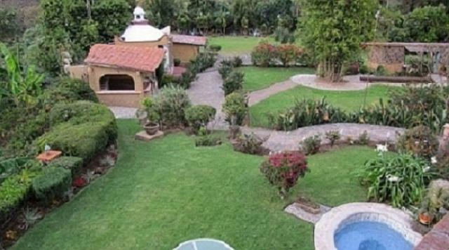 exclusivo jardin para eventos hotel spa en tepoztl n