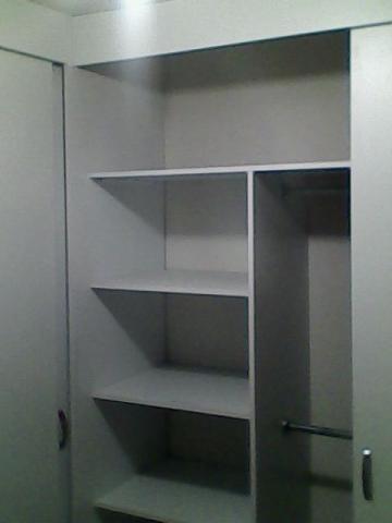 Im Genes De Closet Melamina Con Puertas Corredizas 3200