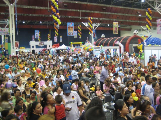 Expo Stands Monterrey : Exposiciones expo mi primera comunion