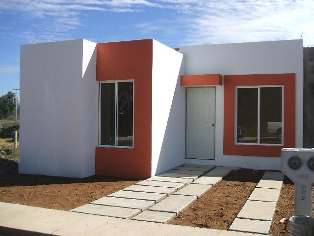 Casas en p tzcuaro en venta interes social en patzcuaro for Fachadas de casas modernas de interes social