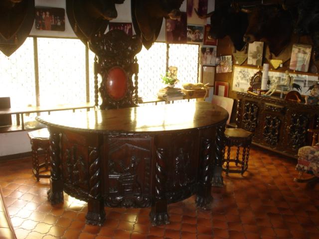 Se venden muebles coloniales espa oles y mexicanos for Salas coloniales