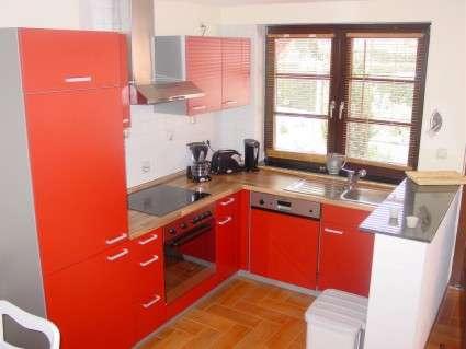 Cocina de concreto en escuadra: como instalar mesones de cocina ...