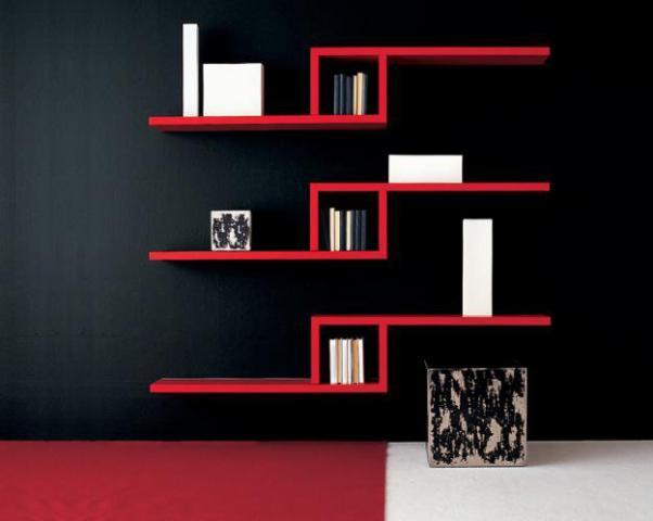 Im genes de muebles minimalistas de madera inova tu casa for Muebles para libros modernos