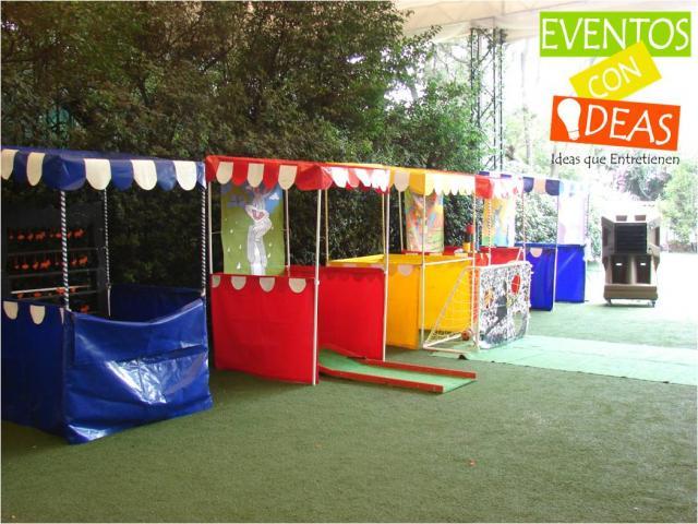 Juegos De Feria Tipo Kermes Fiestas Infantiles En Cuajimalpa