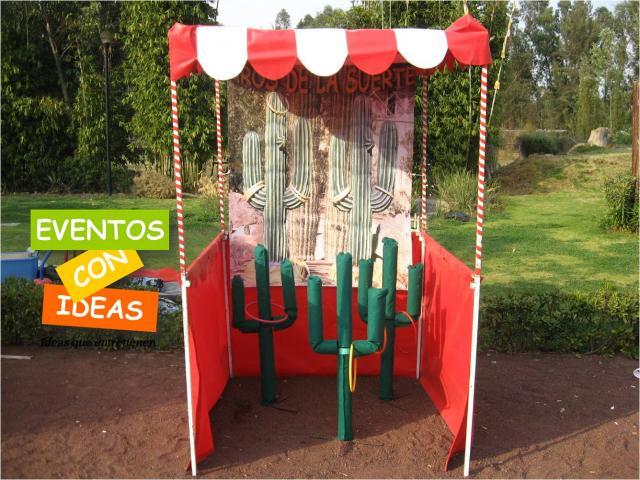 Juegos Para Kermesse Ideas Imagui