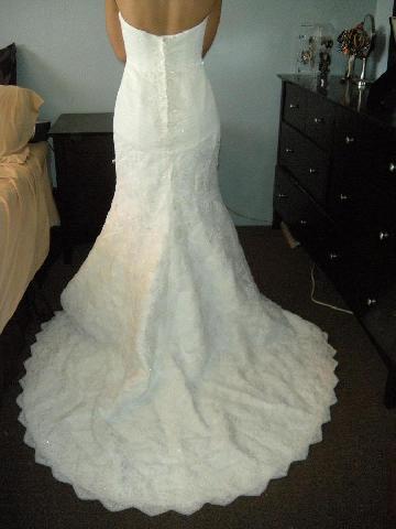 Vestido de Novia David\'s Bridal en Mexicali