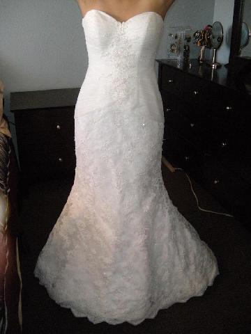 Imágenes de Vestido de Novia David\'s Bridal en Mexicali