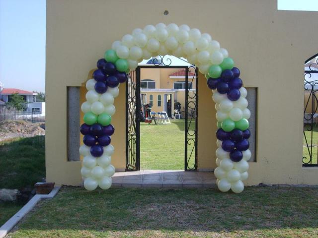 Decoracion con globos precios de promocion en xochimilco for Decoracion con globos precios