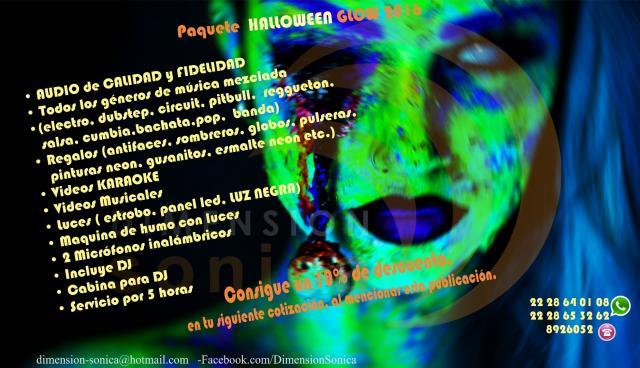 RENTA DE LUZ Y SONIDO PARA TUS EVENTOS con DJ en Atlixco