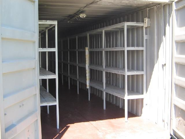 Venta de contenedores maritimos adptados para oficina en for Contenedores de oficina