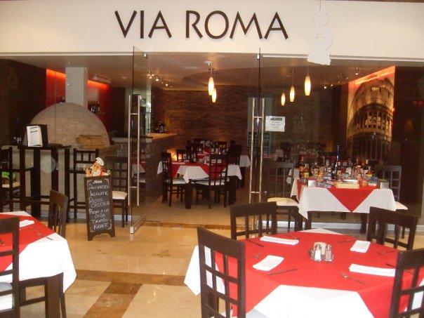 Remate precioso restaurante de comida italiana ubicado en for Restaurantes de comida italiana