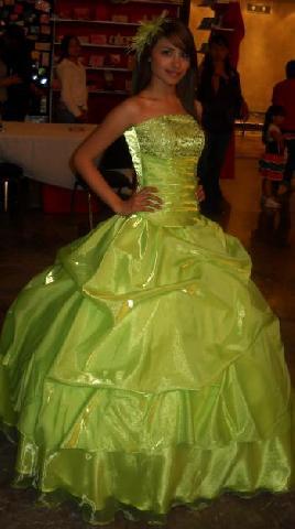 67f553801 gran remate de vestidos de xv años desde  1100 nuevos en Gustavo A ...