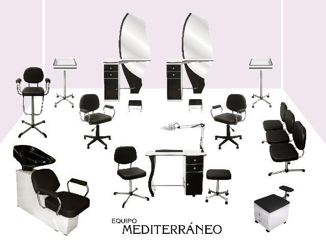Muebles para salon de belleza en saltillo for Accesorios para salon de belleza