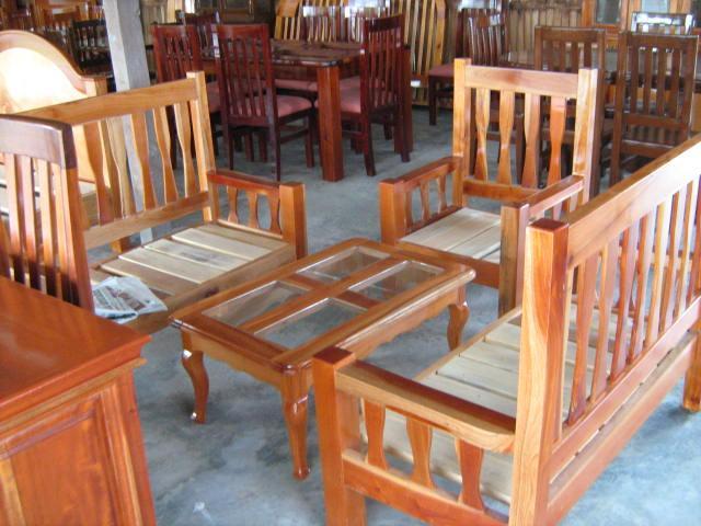 de cojines coloniales o para salas de madera en Tuxtla Gutierrez