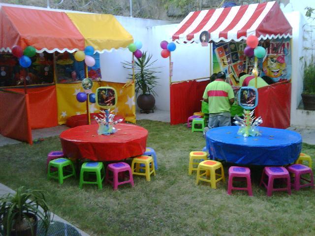 Imagenes De Adivertirte Con Puestos De Kermes Juegos De Feria Y
