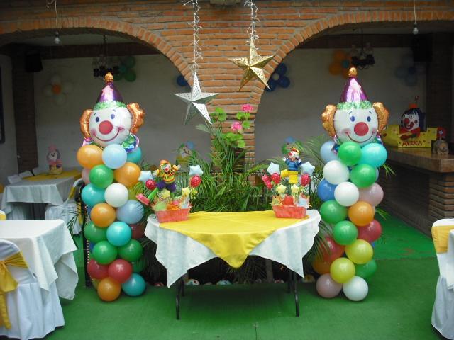 Jardin de fiestas infantiles azul en ecatepec de morelos for Fiesta de jardin