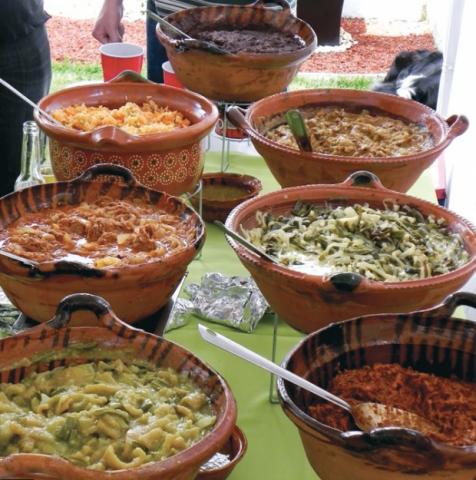 Tacos de Canasta - Taquizas