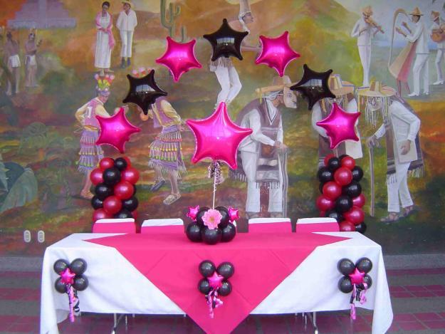 decoracion con globos olga en Zapopan