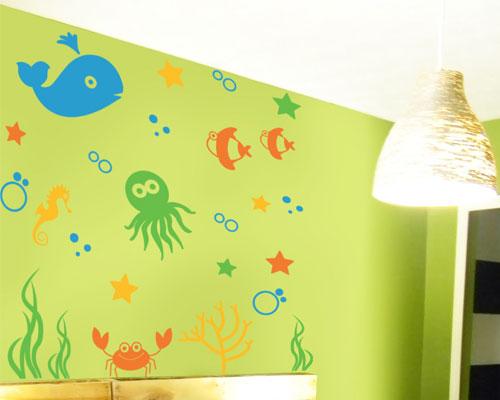 Decoraci n infantil dormitorios juveniles vinilos for Vinilos decorativos en monterrey
