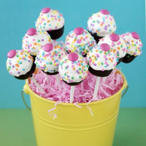 Lollipop stokjes action