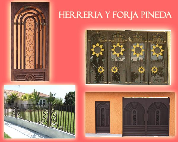 Herreria y Forja Pineda en Tlalnepantla de Baz