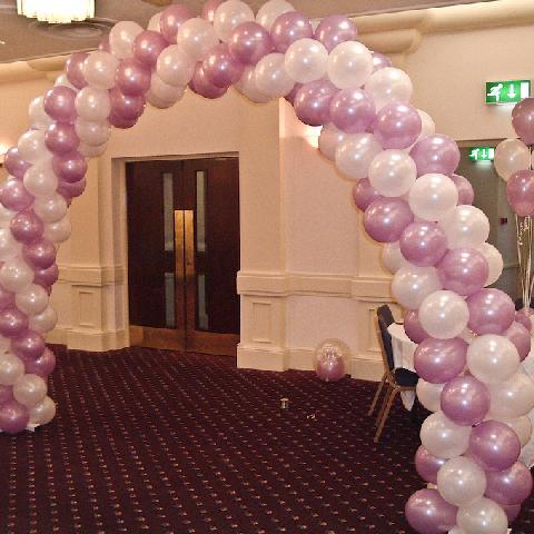 Decoracion con globos para interiores y exteriores en for Licenciatura en decoracion de interiores