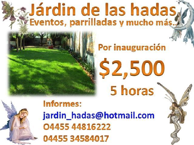 Im genes de rento hermoso y amplio jardin para eventos for Jardin eventos df