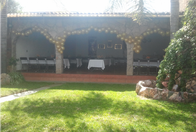 Terraza Para Fiestas En Tlaquepaque En Tlaquepaque