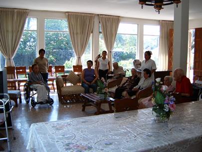 Asilo en cuernavaca asilo de ancianos casa de reposo en for Asilos para ancianos
