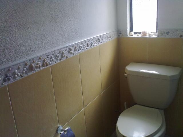 Loseta Para Piso De Baño:cocina con muebles de madera y loseta sala de tv