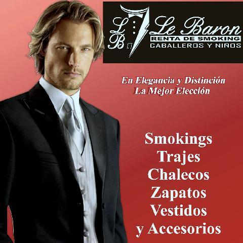 Lebaron Renta De Trajes Vestidos Y Smoking En Reynosa